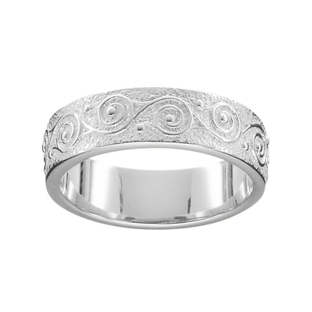 Rysa Ladies Ring Silver