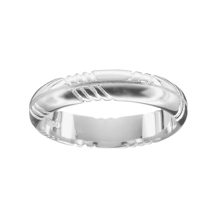 Tryst Ladies Ring Silver