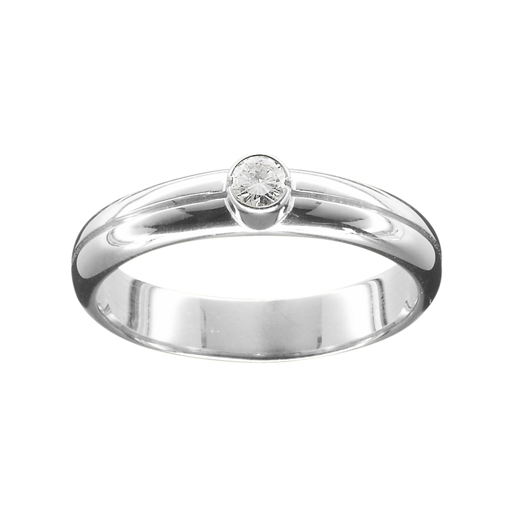 Tryst Diamond Ring