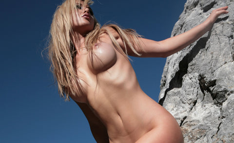 Kayden Kross- Natural