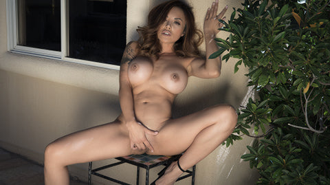Kaylani Lei - Outdoor Rub