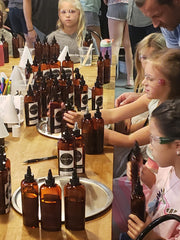 crafty party for all ages celebrate with scent and scent and sip