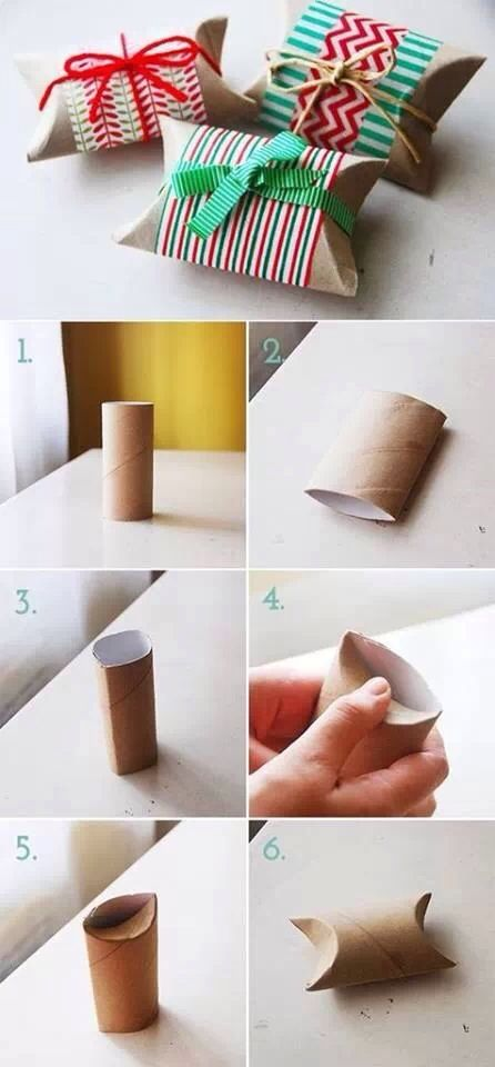 gift wrapping diy home bits toilet roll things to do with a ideas xmas christmas