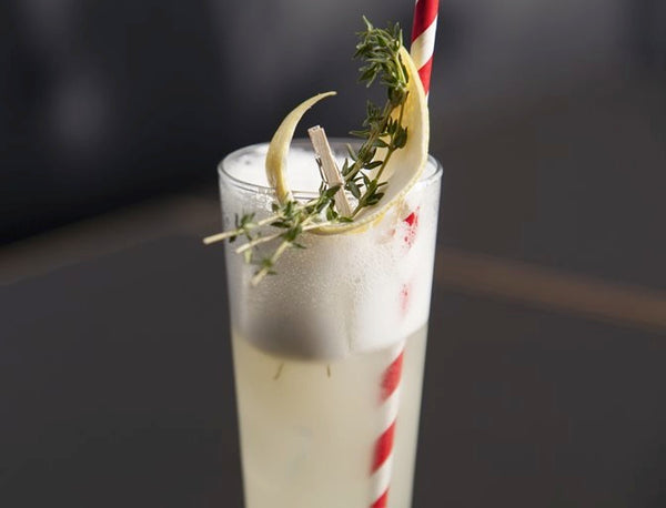 thyme of the year time glorious stripey straw cocktail xmas christmas recipe