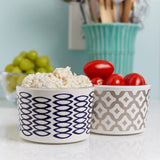 "Duo ""Glam"" Dip Bowls. Customer Choice Winner!"