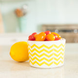 Ziggy Yellow Dip Bowl Lifestyle Image 1