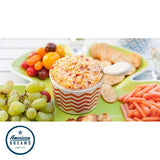 Ziggy - Orange Dip Bowl  * Featured in Good Housekeeping *  SOLD OUT Til Fall