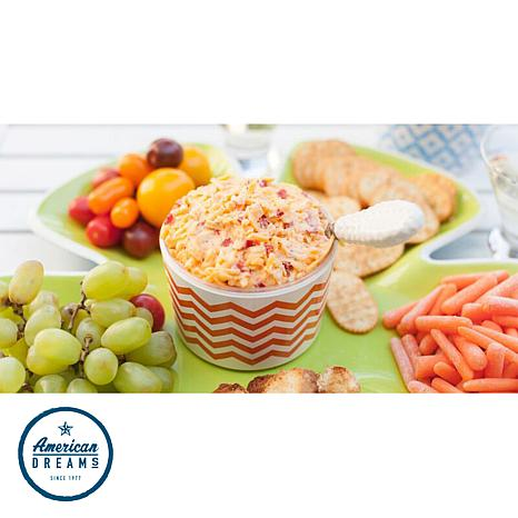 Ziggy - Orange Dip Bowl  * Featured in Good Housekeeping ** Finally Back in Stock **