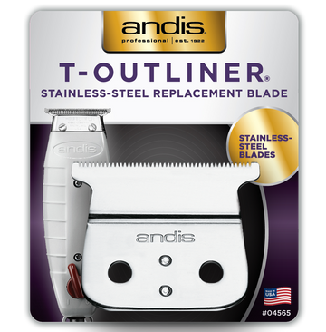 Andis T-Outliner Stainless-Steel Replacement Blade