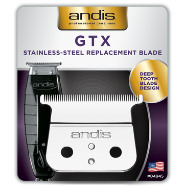 Andis GTX Stainless-Steel Replacement Blade #04945