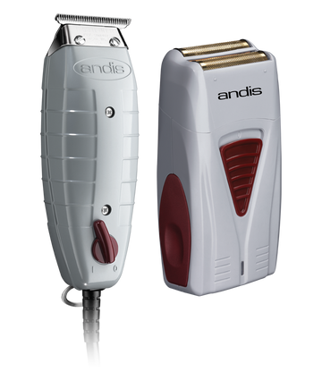 Andis Finishing Combo: Trimmer and Shaver