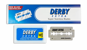 Derby Extra Super Stainless Blades 200ct