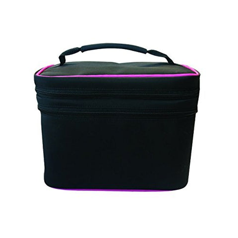 Burmax City Lights Microfiber Cosmetic Bag