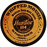 Hunter 1114 Whipped Mousse Medium Hold With Shine