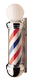 William Marvy Barber Pole No. 88 Two Light