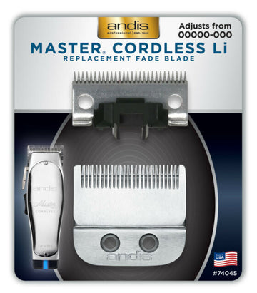 Andis Master Cordless Li Replacement Blade #74045