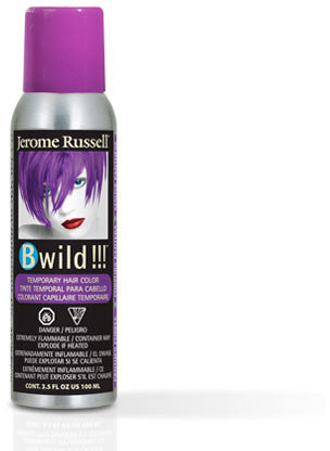 Panther Purple Temporary Hair Color