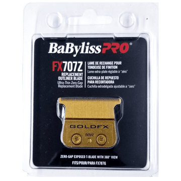 BaBylissPro GoldFX 707Z Skeleton Trimmer Replacement Blade Barber Supply