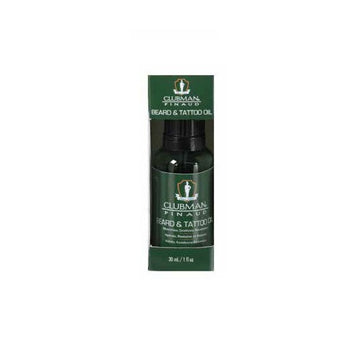 Clubman Pinaud Beard & Tattoo Oil