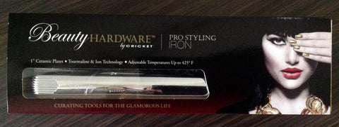 Beauty Hardware by Cricket PRO Styling Iron