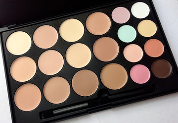 Crown | 20 Color Concealer Palette