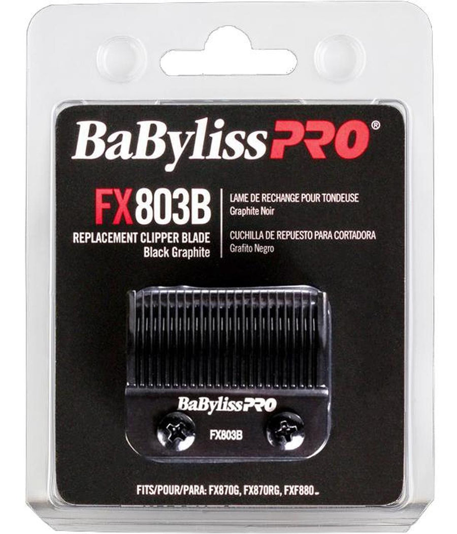 BabylissPro FX803B Black Graphite Replacement Taper Blade