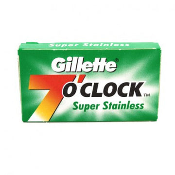 Gillette Double Edge Replaceable Blades