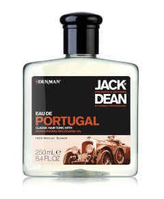 Jack Dean Eau De Portugal Classic Hair Tonic 250ml
