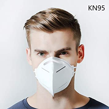 KN95 Face Mask- 1 Pack