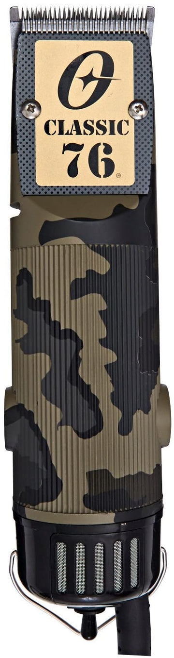 Oster 76 Limited Edition Camo Clipper