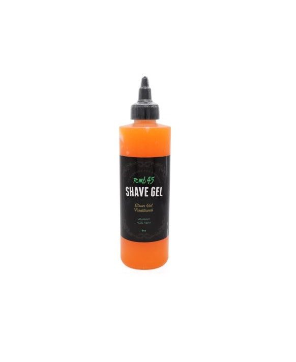 Tomb45 Orange Clean Cut Shave Gel