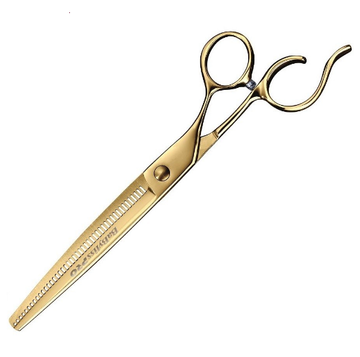 BabylissPro Barberology Gold Thinning Shears 7