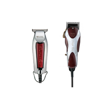 Wahl Corded Magic Clip and Wahl 5-Star Detailer