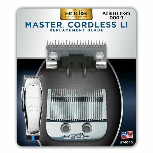 Andis Master Cordless Li Replacement Blade #74040