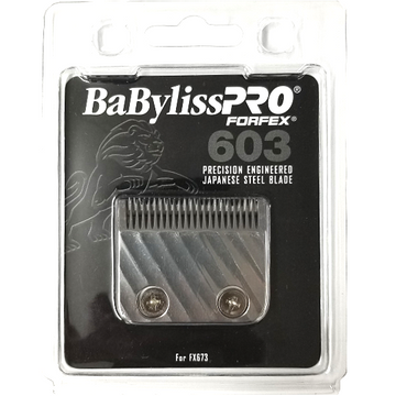 BabylissPRO FORFEX FX603 Precision Engineered Japanese Steel Blade