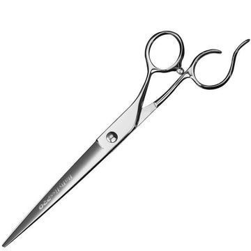 BaBylissPro Barberology Silver Barber Shears 8