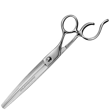 BaBylissPro Barberology Silver Thinning Shears 7