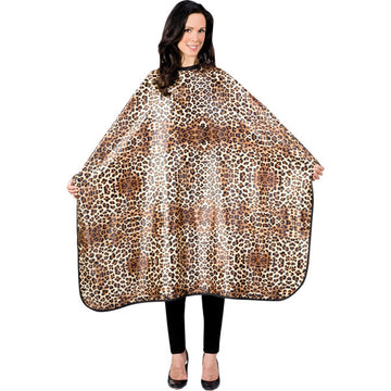 Betty Dain All Purpose Leopard Cape 947