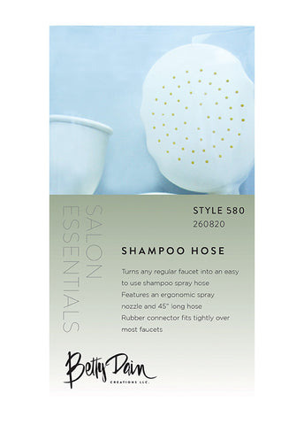 Betty Dain Shampoo Hose 580