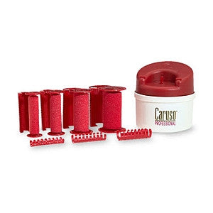 Caruso Professional Molecular Steam Hairsetter 30 Rollers