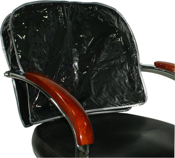 Hairart Chair-Back Cover Round Shape Heavy Duty