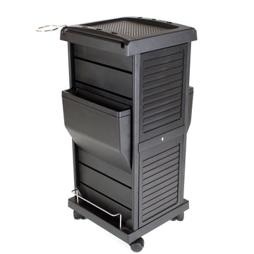 Lockable Salon Trolley