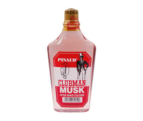 Clubman Pinaud Musk After Shave Cologne 6oz