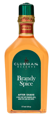 Clubman Reserve Brandy Spice After Shave 6oz