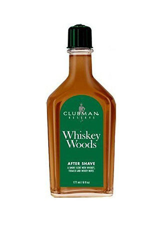 Clubman Reserve Whiskey Woods After Shave 6oz