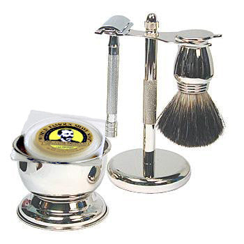 Col. Ichabod Conk #190 HD Shave Set