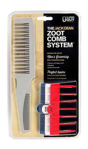 Zoot Comb System by Jack Dean