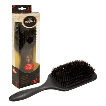 Denman Large Paddle Brush - PO83Boar