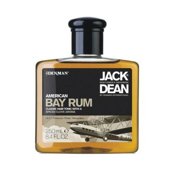 Jack Dean American Bay Rum Hair and Scalp Tonic 250 ML