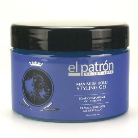 El Patron Maximum Hold Styling Gel